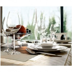 Crystalline Copas de vino tinto (2)