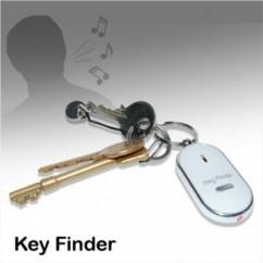 """Llavero """"Encuentra tus llaves"""" con un solo silbido"""