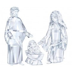 Swarovski Christmas Crib Set